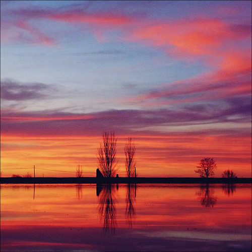 sunset sky clouds reflections contraluz atardecer cielo nubes cáceres siluetas reflejos nwn extremadura caceres infinitexposure