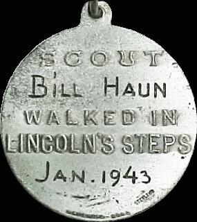 23-203-R Lincoln medal