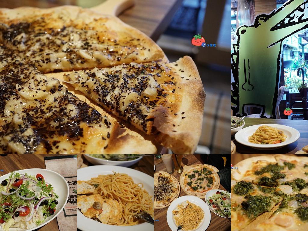 三重薄皮披薩推薦 鱷魚披薩DUKE'S PIZZA