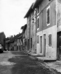 Orgelet - rue de la tisserie