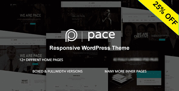 Pace WordPress Theme free download