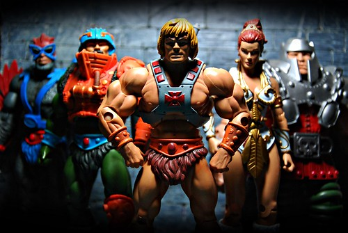 Ram Man & gang...