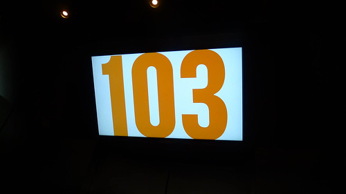 103 floors up