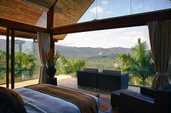 One of four fabulous en suites all with stunning views