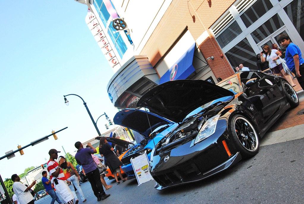Fast & Furious 6 DC Car Show & Premiere