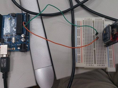 Arduino and XBee