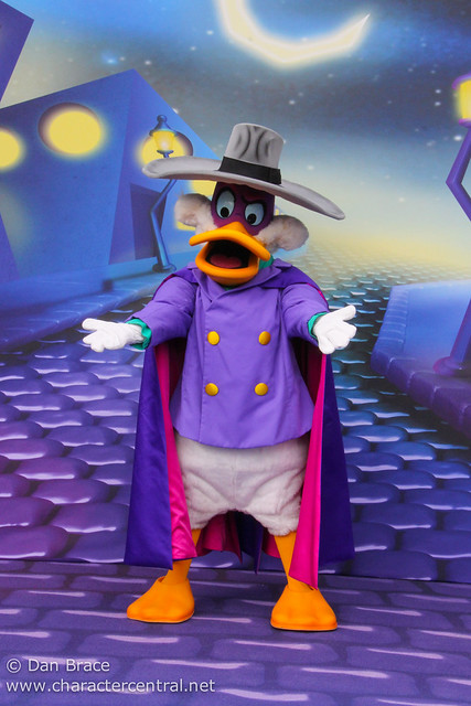 Dream of Glory with DARKWING DUCK!!