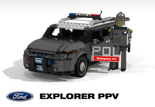Ford Explorer PPV