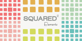 Squared Elements for Friday's Fabric Giveaway!!