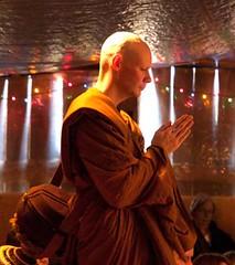 Tisarana's First Bhikkhu Ordination - October 31st, 2009
