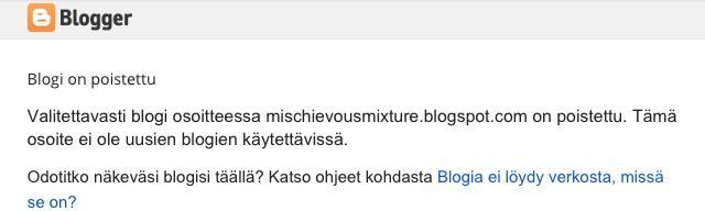 blogipoistettu