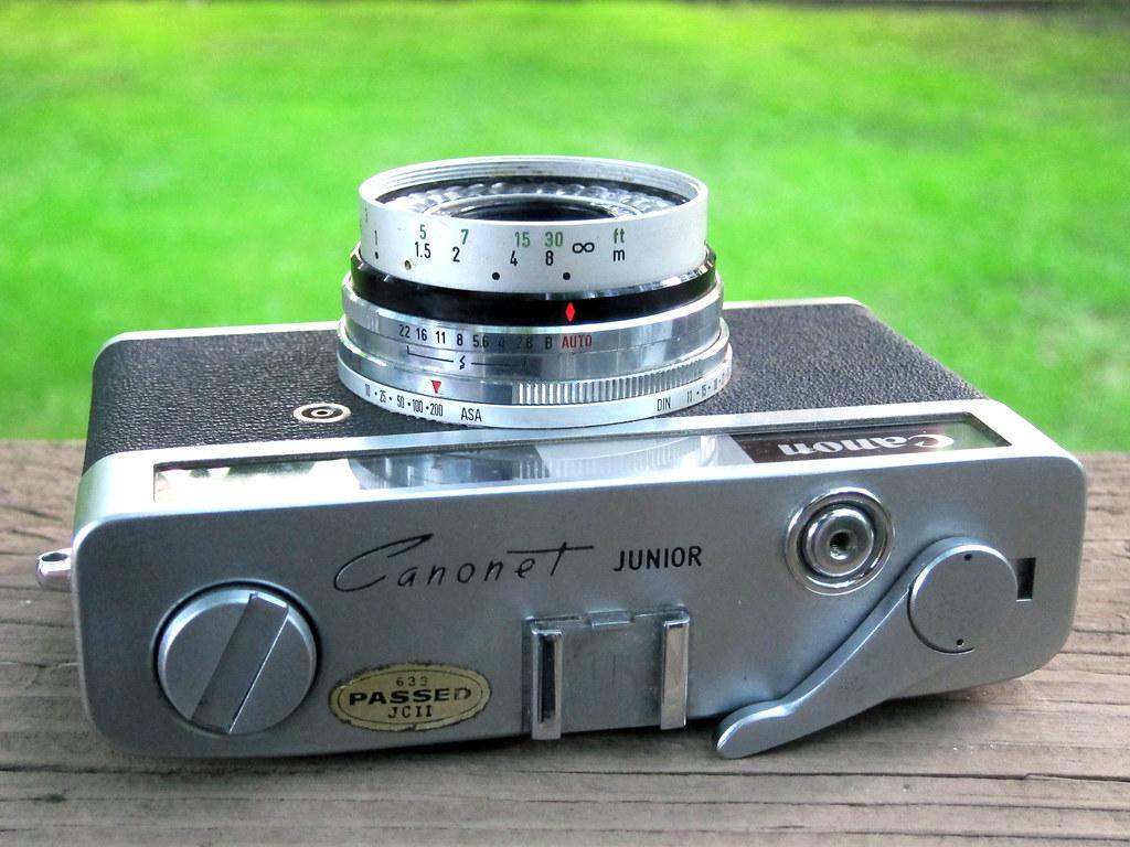 Canon Canonet Junior