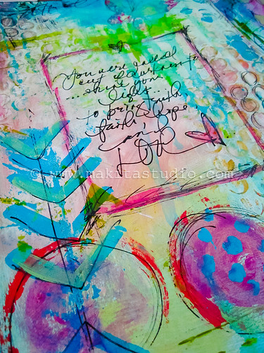 Arise | Art Journaling