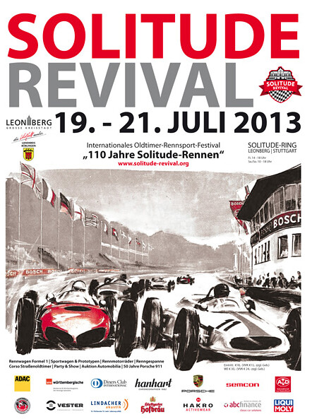 Solitude Revival 2013