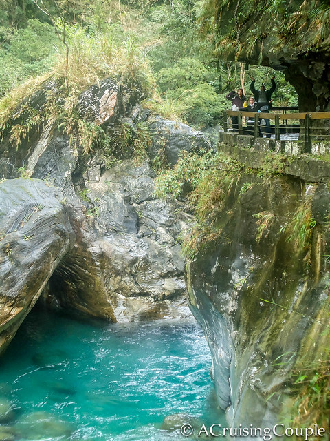 Taroko Gorge Hiking