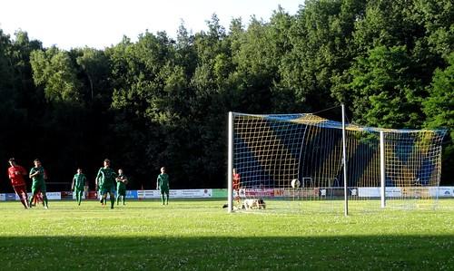 DSC00631 SV 1879 Ehrenhain v 1. FC Zeitz, pre-season match