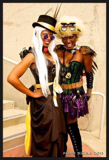 San Diego Comic-Con 2013 - STEAMPUNK STORM