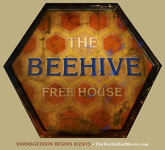 9. The Beehive