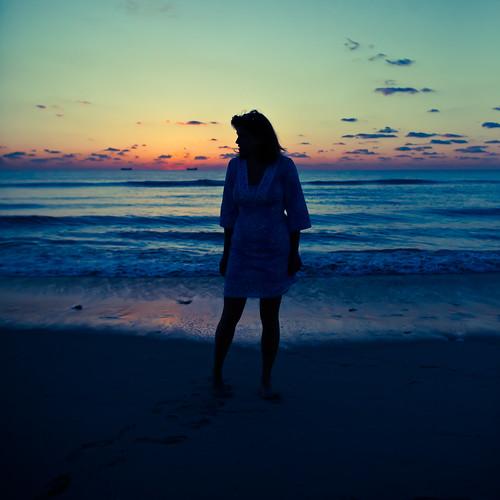 sanfrancisco woman usa beach beautiful beauty silhouette sunrise pretty unitedstates julia florida miami unitedstatesofamerica spouse wife miamibeach southbeach juliapeterson fav10 fav25 mrsth