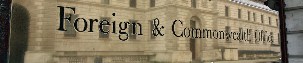 Cover photo for Foreign Office (FCO)
