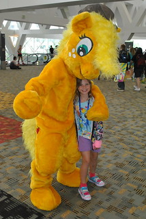 Applejack Fursuit