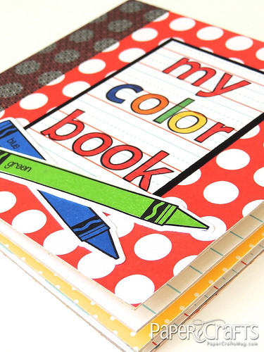 9496700666 83d74a4b62 Groovin with the Go to Gals: Make Your Own Mini Book