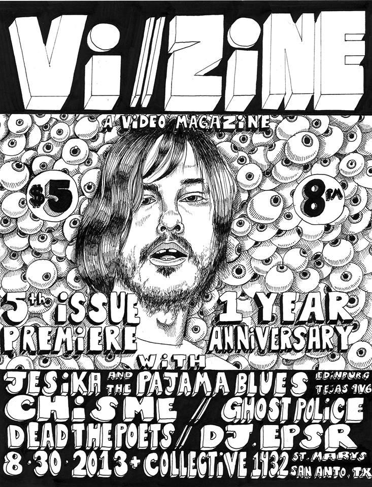 Vi//ZiNE 1 Year Anniversary