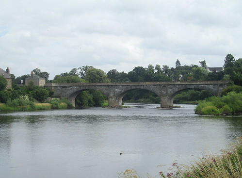 Bridge over Tweed at Kelso