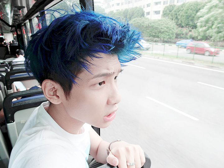 typicalben blue hair 5