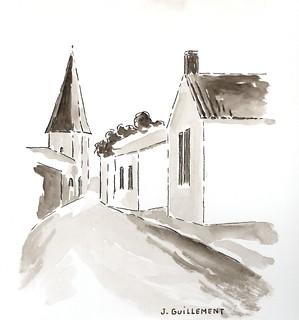 Charron: rue de l'Église