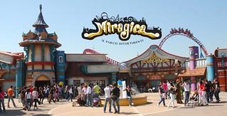 parco divertimenti miragica