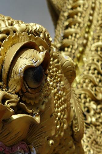 Dragon - Wat Umongmahatherachan - Bangkok - Thaïlande