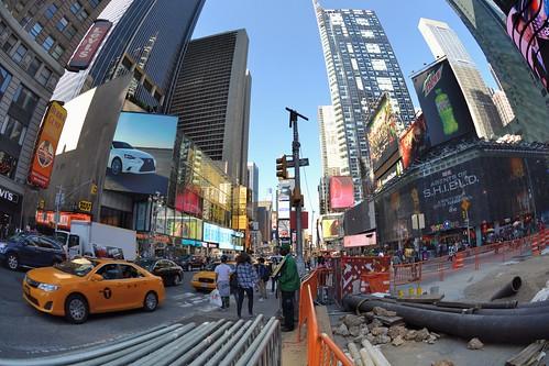 Popular New York City Tourist Destinations