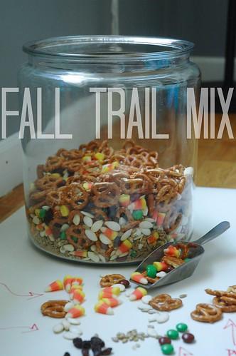 Fall Trail Mix!