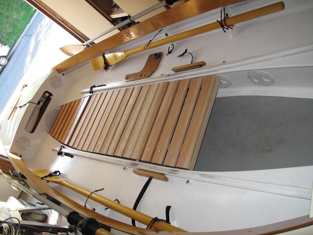 Bench Seating Transform To Sleeping Platform