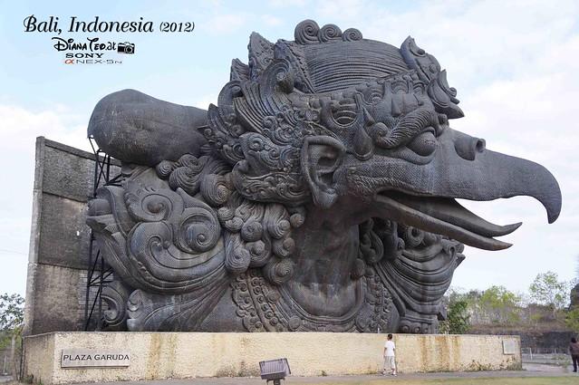 Bali Day 1 - Garuda Wisnu Kencana 03