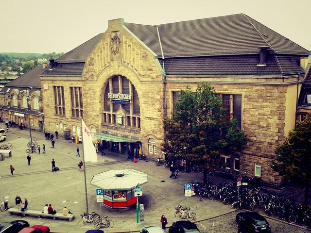 Bielefeld Train Station