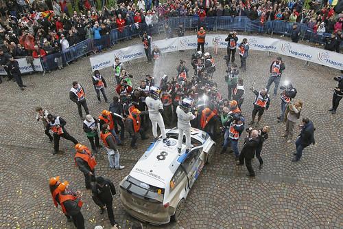 Ogier - Ingrasa Rallye de Francia 2013