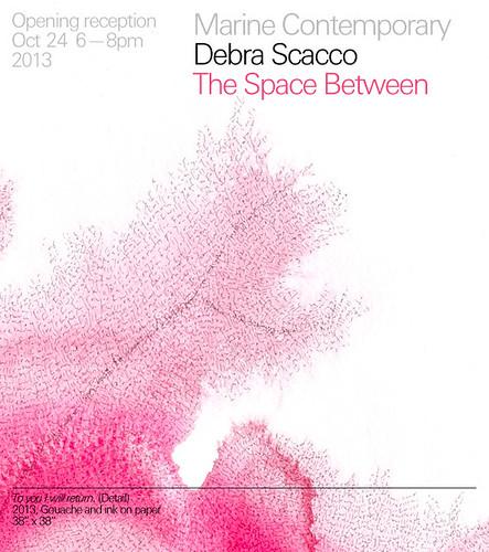 Marine Contemporary to Feature Debra Scacco
