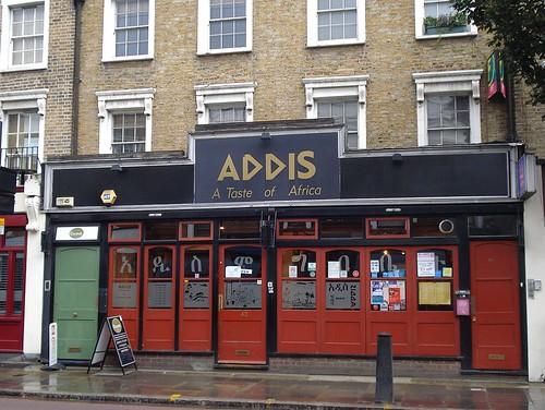 Addis, King's Cross, London N1