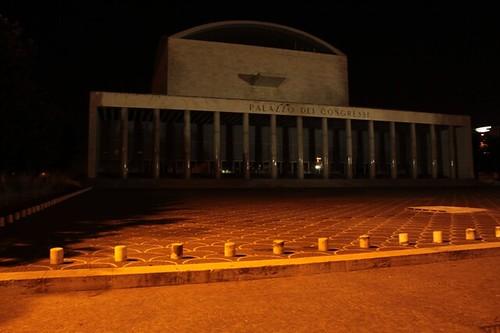 EUR: palazzo dei congressi