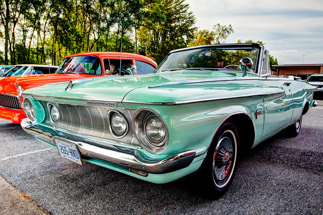 1962 plymouth fury hdr flickr photo sharing. Black Bedroom Furniture Sets. Home Design Ideas
