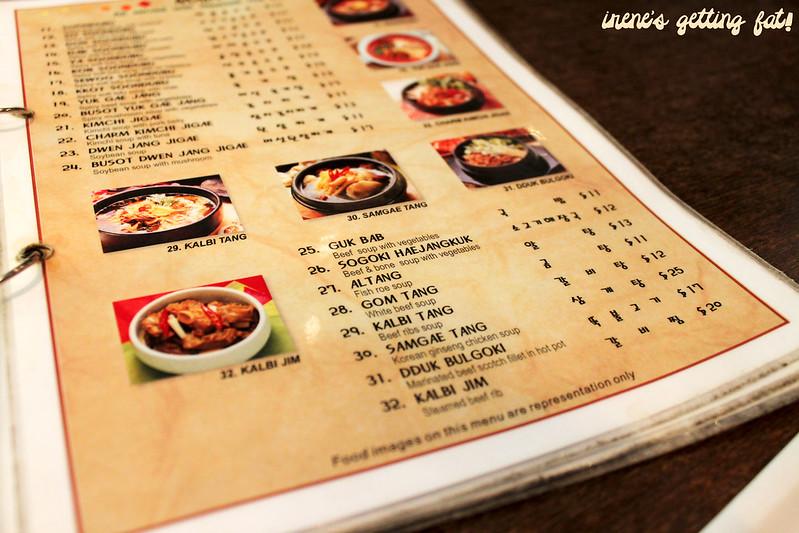 milliore-menu