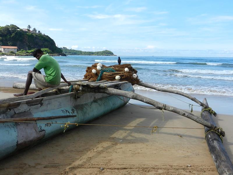 Шри Ланка. Пляжи