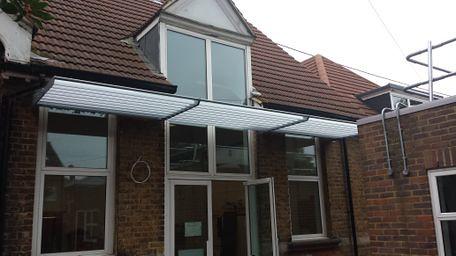 Solar Control Panels