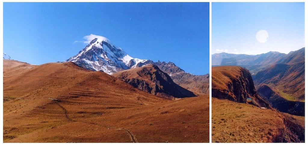 Mount Kazbek #2