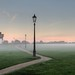 Early morning mist , Blackheath. by fast eddie 42