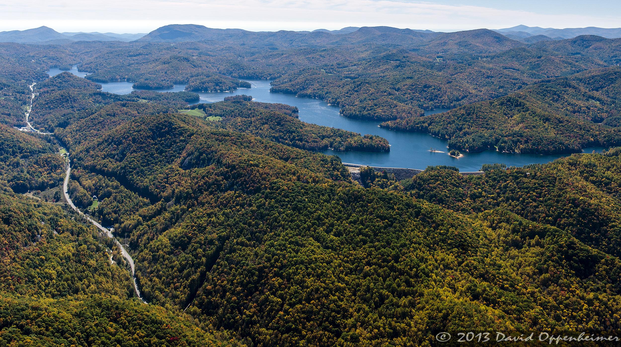 Lake Property In North Carolina Mountains