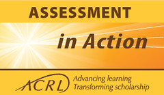 Assessment in Action Logo