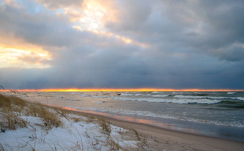 travel sunset sky lake seascape color fall beach nature grass clouds landscape sand nikon exposure waves michigan dunes stjoseph lakemichigan greatlakes lakeshore polarizer circular d5100
